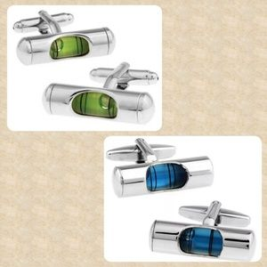 Other - Stainless Level Tool Cufflinks